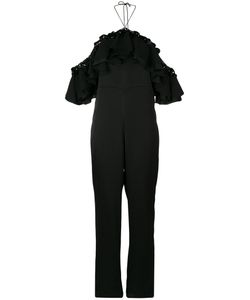 Emilio Pucci | Halterneck Dropped Shoulders Jumpsuit