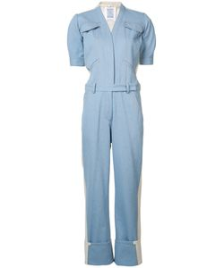 Rosie Assoulin | Mechanic Block Panel Jumpsuit Size 2