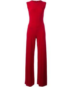 Norma Kamali | Fitted Jumpsuit Size Medium