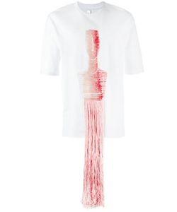 Cottweiler | Fringes Detail T-Shirt Size Small