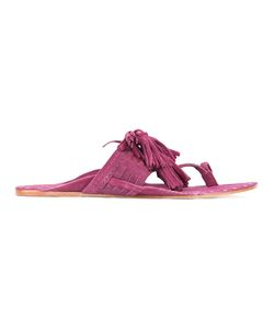 Figue | Scaramouche Sandals Size 6