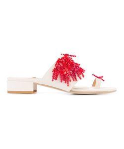 Rosie Assoulin | Embellished Sandals