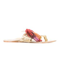 Figue | Scaramouche Sandals Size 5