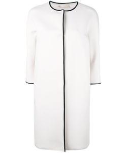 'S Max Mara | S Max Mara Contrast Trim Coat