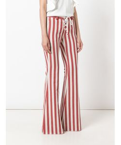 Roberto Cavalli | Striped Flared Jeans Size 40
