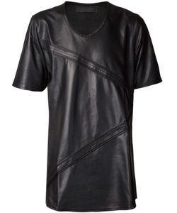 En Noir | Pintuck T-Shirt