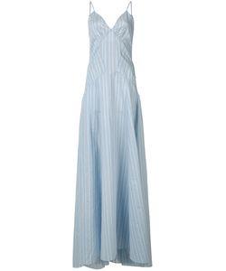 Rosie Assoulin | Striped Flare Maxi Dress