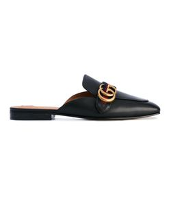 Gucci   Gg Vintage Web Slippers