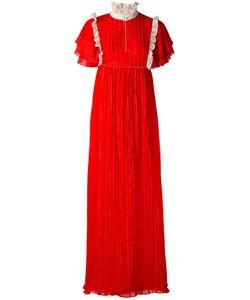 Manoush   Frill Trim Maxi Dress