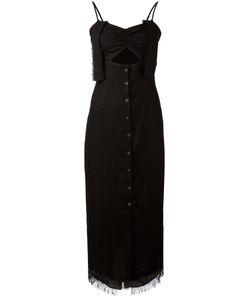 Nanushka | Cut-Out Pinafore Dress S
