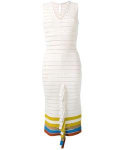 Marco de Vincenzo | Pleated Detail Knit Dress
