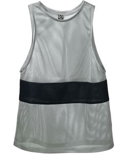 Ada + Nik | Striped Mesh Tank