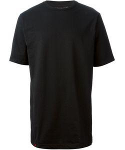 Mort X Swear | Rear Printed T-Shirt