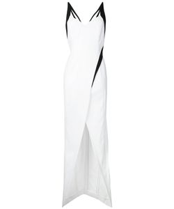 Mugler | Cut Out Gown 38