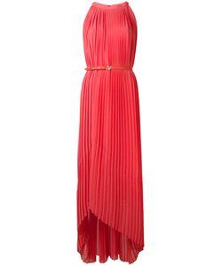Blumarine | Pleated Maxi Dress 44