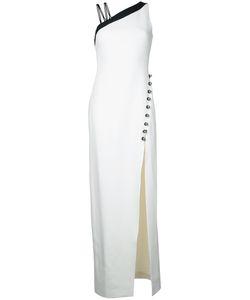 David Koma | Asymmetric Shoulders Long Dress Size