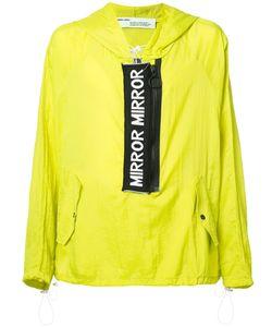 Off-White | Mirror Mirror Anorak Jacket