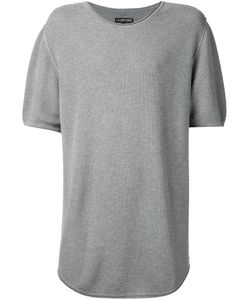 Alexandre Plokhov | Raised Seam Knit T-Shirt