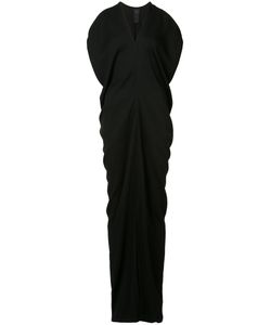Zero + Maria Cornejo | Draped Maxi Dress