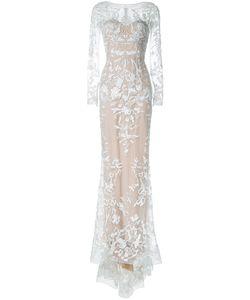 Zuhair Murad | Embellished Fishtail Gown