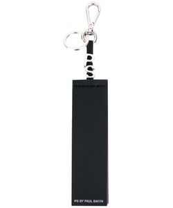 PS Paul Smith   Ps By Paul Smith Embossed Keychain Calf