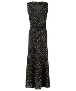 Gig | Pattern Knit Dress M