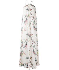 Cacharel | Tropical Print Maxi Dress