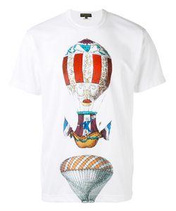 Comme Des Garçons Homme Plus | Illustrated Voyager Print T-Shirt