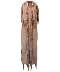 Di Liborio | Fringed Maxi Dress Women