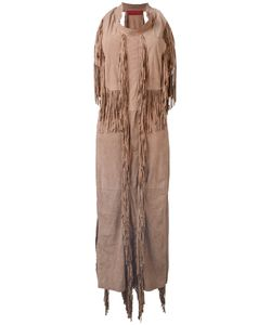 Di Liborio | Fringed Maxi Dress