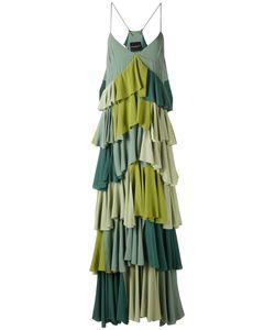 Erika Cavallini | Contrast Pleated Dress