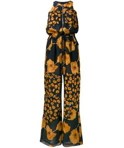 Paul Smith | Print Zipped Jumpsuit