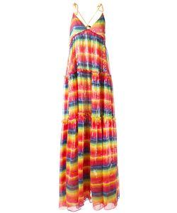 Daizy Shely | Sequin Embellished Rainbow Dress 42