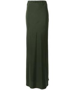 A.F.Vandevorst   Floor-Length Skirt 34 Spandex/Elastane/Lyocell