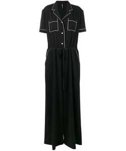 Adam Selman | Pyjama Short Sleeve Jumpsuit