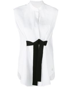 Moncler Gamme Rouge   Bow Tie Sleeveless Tank
