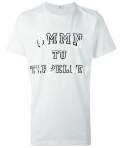 Cmmn Swdn | Printed T-Shirt