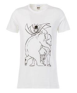 Digawel   Batman Print T-Shirt