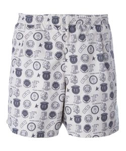 Golden Goose Deluxe Brand | Greg Reversible Swim Shorts