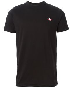 Sam Mc London | Embroidered Logo T-Shirt