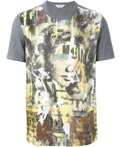 Cerruti 1881 Paris | Collage Print T-Shirt