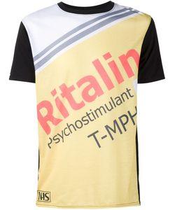 Agi & Sam | Ritalin Print T-Shirt