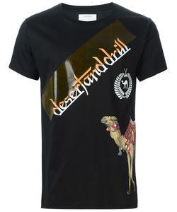 Yoshio Kubo | Front Print T-Shirt