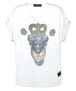 Antpitagora | Sheer Digital Print T-Shirt