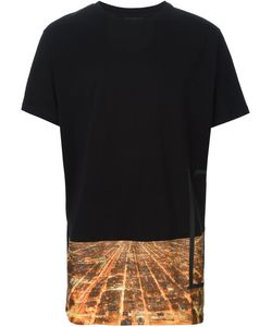 Letasca   Chicago Print T-Shirt