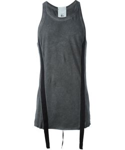 Lost And Found   Round Neck Tank Top