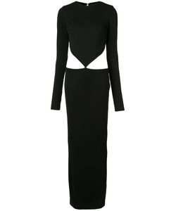 Haider Ackermann | Waist Cut-Out Maxi Dress