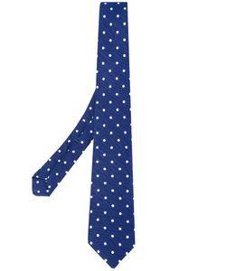 Borrelli | Polka Dot Pattern Tie