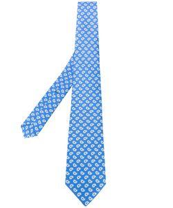 Borrelli | Paisley Pattern Tie One