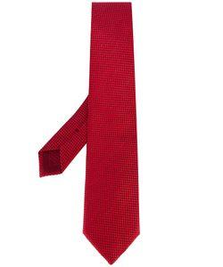 Brioni | Micro Geometric Pattern Tie